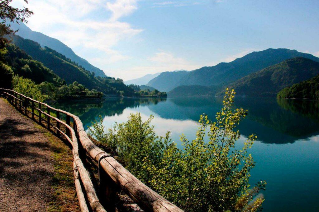 giro del lago di Ledro- MTB e Bike Road a Ledro
